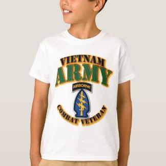 Forces spéciales Vietnam - vétérinaire de combat T-shirt