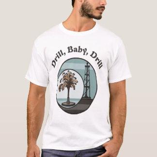 Foret, bébé, le T-shirt des hommes de foret