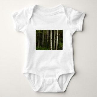 Forêt blanche body