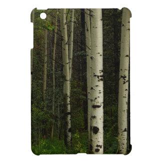 Forêt blanche coques iPad mini