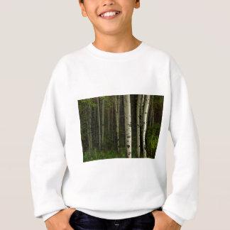 Forêt blanche sweatshirt