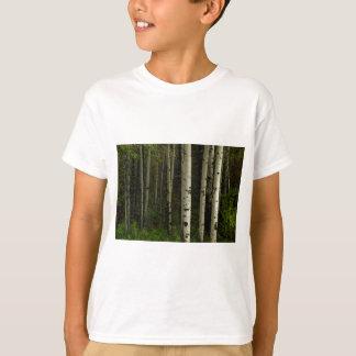 Forêt blanche t-shirt