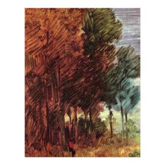 Forêt d'automne par Busch Wilhelm (la meilleure qu Tract