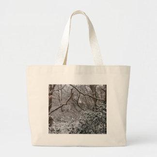 Forêt d'Epping en hiver Sacs Fourre-tout