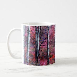 Forêt magique mug