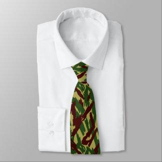Forêt tubulaire russe Camo Cravates