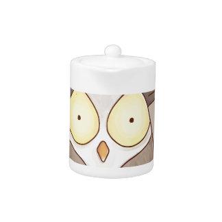 forêts portrait owl