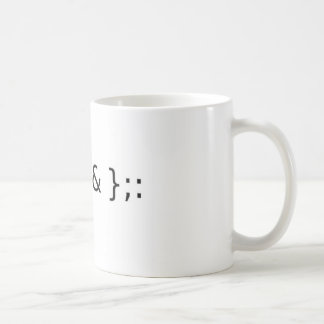 Fork Bomb Mug