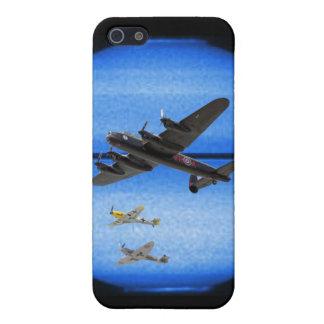 Formation de lune bleue du mustang B-24 Étuis iPhone 5