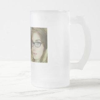 Forme finale de Brodys - tasse en verre givré de