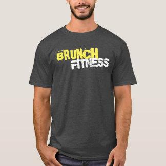Forme physique de brunch t-shirt