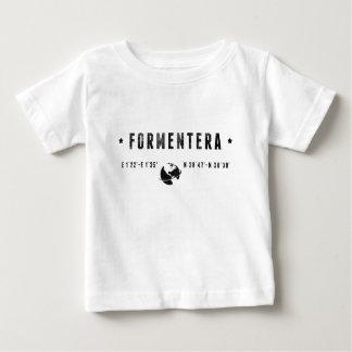 Formentera T-shirt Pour Bébé