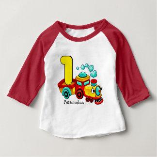 Formez la ?ère coutume d'anniversaire t-shirt pour bébé