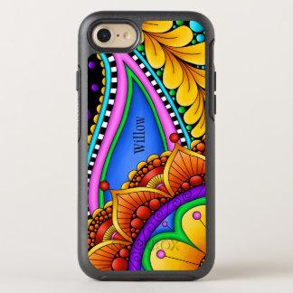 Formez votre cas de l'iPhone 7 d'OtterBox Coque Otterbox Symmetry Pour iPhone 7