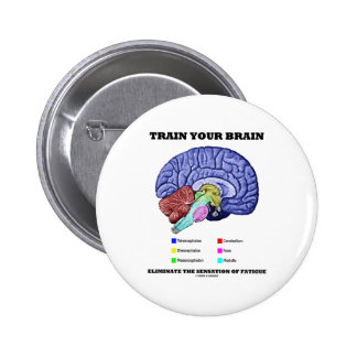 Formez votre cerveau éliminent la sensation de la badges
