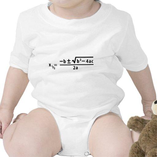 formule quadratique barboteuse