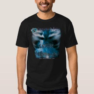 FORT ! art de couverture d'album - clé d'obsidien T-shirts