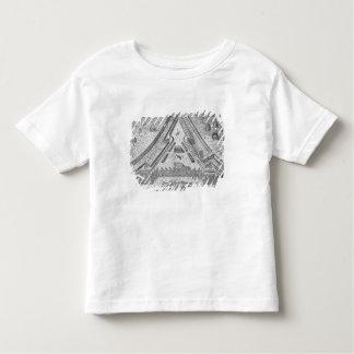 Fort Caroline accomplie T-shirt Pour Les Tous Petits