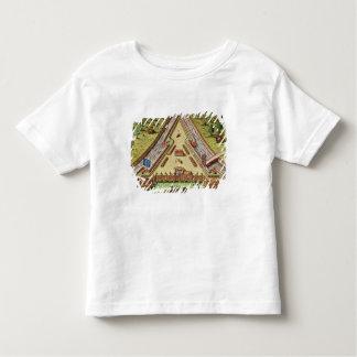 Fort Caroline, 'de Narratio brevis T-shirt Pour Les Tous Petits