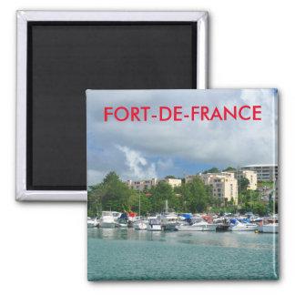 Fort-de-France, la Martinique Aimant