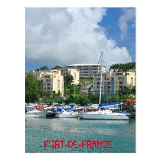 Fort-de-France, la Martinique Cartes Postales