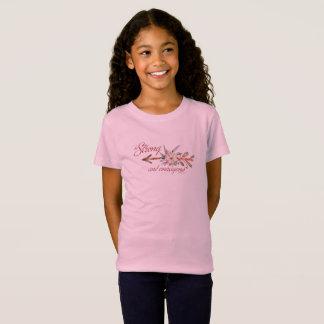 Fort et courageux T-Shirt