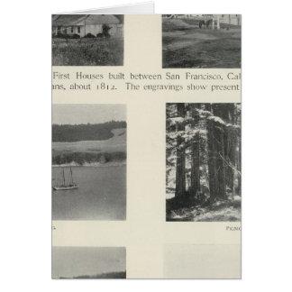 Fort Ross, la Californie Cartes