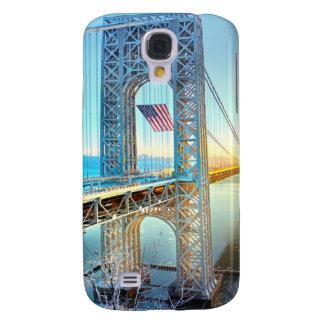 Fort se reliant Lee NJ et Manhattan NYPlus de GWB Coque Galaxy S4