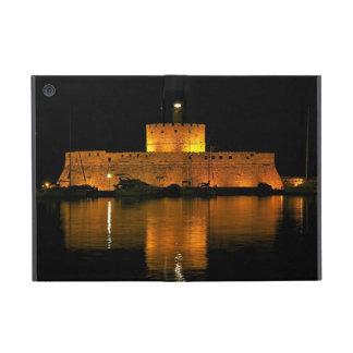 Forteresse de Saint-Nicolas - Šibenik Croatie Étui iPad Mini