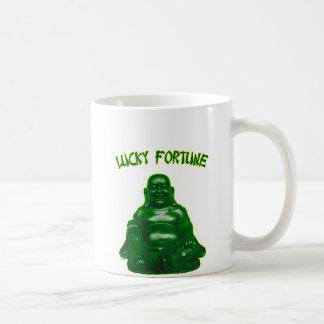 Fortune chanceuse Bouddha Mug