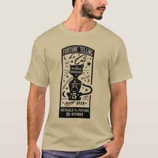 Fortune vintage indiquant la conception - Le Cat T-shirt