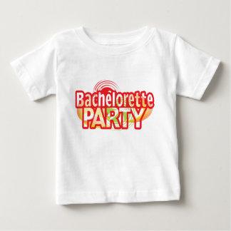 fou vintage sauvage de partie folle de t-shirts