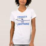 Foudre de la Grèce T-shirts
