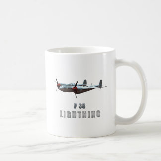 Foudre P38 Mug