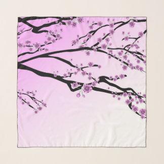 Foulard Cerise de floraison
