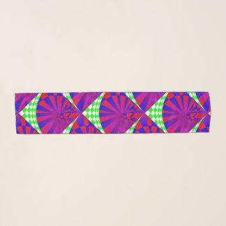 Foulard Dimensions pliées par Kenneth Yoncich