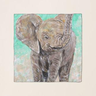 Foulard Éléphant de bébé