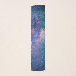 Foulard Galaxie de manière laiteuse