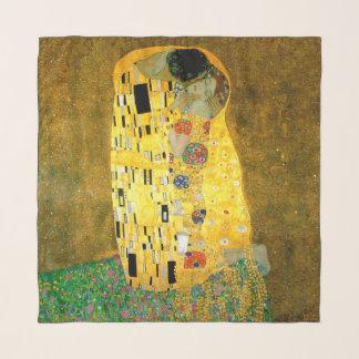 Foulard Le ~ Gustav Klimt de baiser