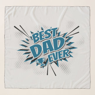 Foulard Le meilleur papa jamais