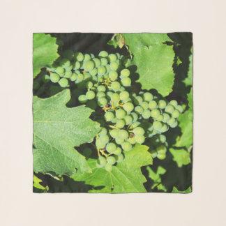 Foulard Raisins verts