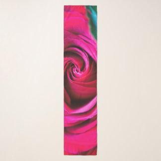 Foulard Un rose est mais un rose