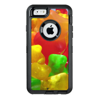 Foule gommeuse d'ours coque OtterBox iPhone 6/6s