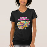 fourgon hippie rétro comment je roule t-shirts