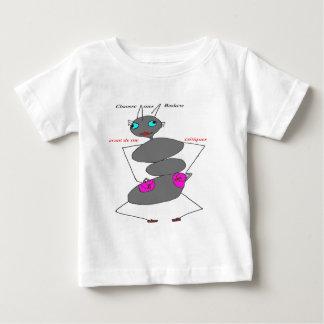 FOURMI BASKETS 2.png T-shirt Pour Bébé