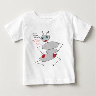 FOURMI CRISE 2.png T-shirt Pour Bébé