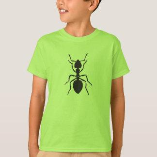 Fourmi noire - T-shirt d'enfants