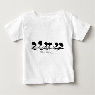 Fourmis Nicaragua de Leafcutter T-shirt Pour Bébé
