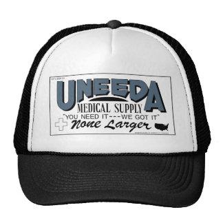 Fourniture médicale d'Uneeda (retour des morts viv Casquette Trucker