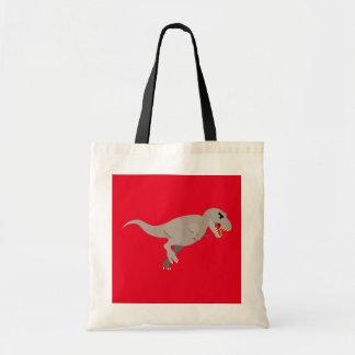 Fourre-tout de l'enfant de T-Rex Tote Bag